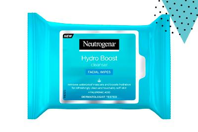 Hydroboost Cleansing Wipes